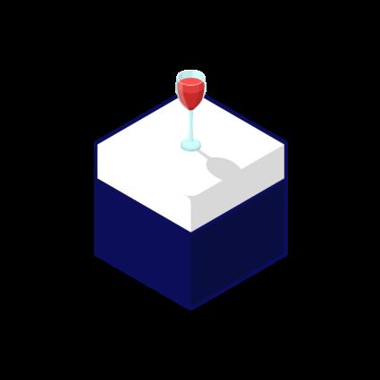 Guldi Taça de Vinho